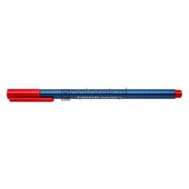 Długopis Triplus ball M czerwony STAEDTLER