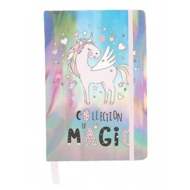 Notes holograficzny A5 Unicorn PP19UK