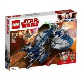 Klocki Konstrukcyjne Star Wars Ścigacz LEGO
