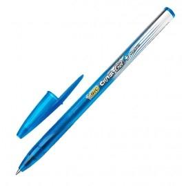 Długopis żelowy BIC Cristal Gel + medium niebieski 0,7 mm