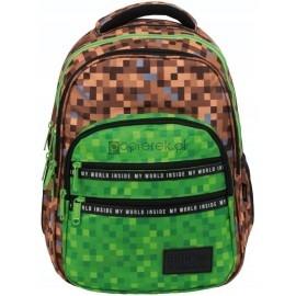 Plecak szkolny BackUP Game Minecraft