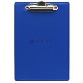 Deska z klipem A6 niebieska