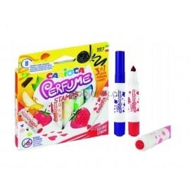 Pisaki zapachowe Perfume 8 kolorów Carioca