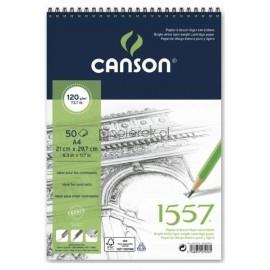 Szkicownik A4 Canson 120g 50 kartek