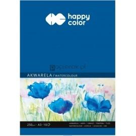 Blok akwarelowy Happy Color A3 250g