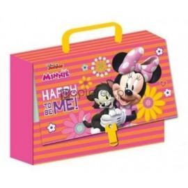 Teczka z rączką A4  Minnie Mouse Beniamin