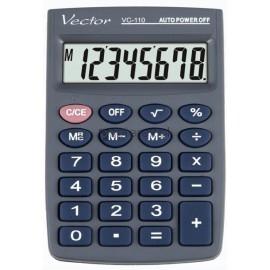Kalkulator kieszonkowy VECTOR VC-110