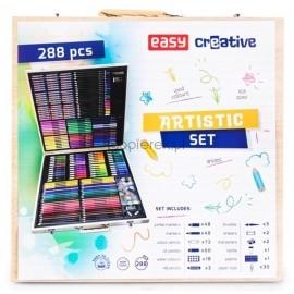 Zestaw artystyczny Easy 288 elementów