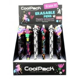 Długopis ścieralny automatyczny Girls CoolPack