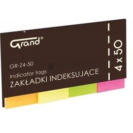 Zakładki indeksujące flagi Grand GR-Z4-50