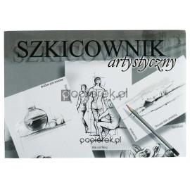 Szkicownik artystyczny Kreska A5 100 kartek