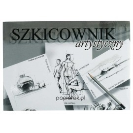Szkicownik artystyczny A4 100 kartek