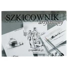 Szkicownik artystyczny Kreska A3 100 kartek