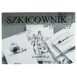 Szkicownik artystyczny Kreska A6 100 kartek