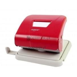 Dziurkacz Laco L301 do 25 kartek czerwony