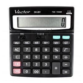 Kalkulator biurowy Vector DK-281