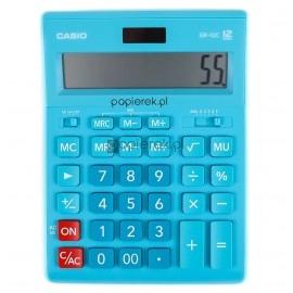 Kalkulator Casio GR-12C-LB jasno niebieski