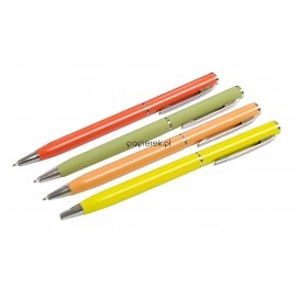 Długopis metalowy Fun Rubber satynowy na wkład cross Penmate