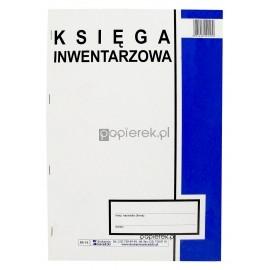Księga inwentarzowa A4 Sieradzki