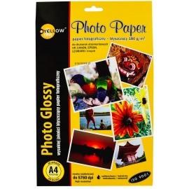 Papier fotograficzny - błyszczący 180g do atramentówki