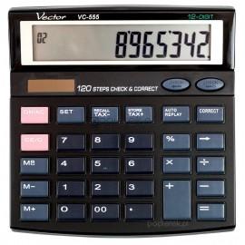 Kalkulator biurowy VECTOR VC-555