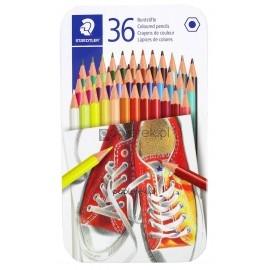 Kredki ołówkowe 36 kolorów metal Steadtler