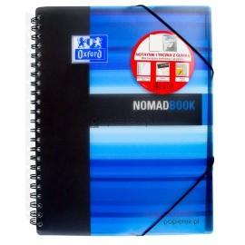Kołonotatnik Oxford Organiserbook A4+ 80k. kratka