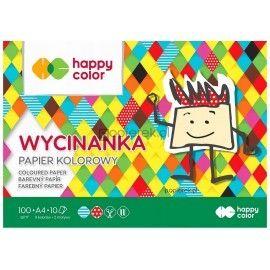 Wycinanka papier kolorowy A4 Happy Color