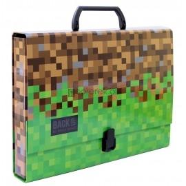 Teczka z rączką A4 Minecraft Derform