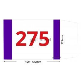 Okładka na książki regulowana 275mm