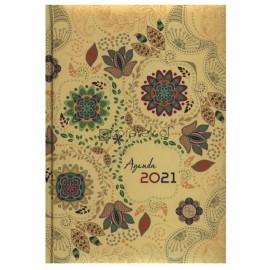 Kalendarz 2021 T-AGENDA MiP fale