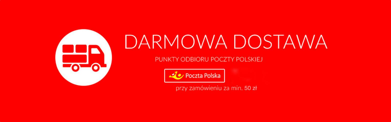 Darmowa dostawa poczty polskiej